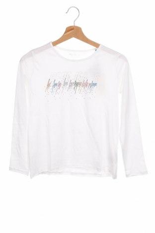 Παιδική μπλούζα Pepe Jeans, Μέγεθος 11-12y/ 152-158 εκ., Χρώμα Λευκό, Βαμβάκι, Τιμή 22,20€