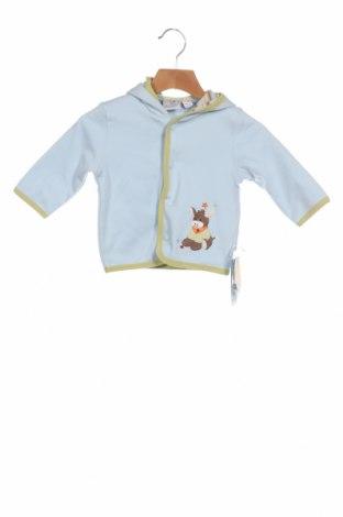 Παιδική ζακέτα Sterntaler, Μέγεθος 3-6m/ 62-68 εκ., Χρώμα Μπλέ, Βαμβάκι, Τιμή 17,42€