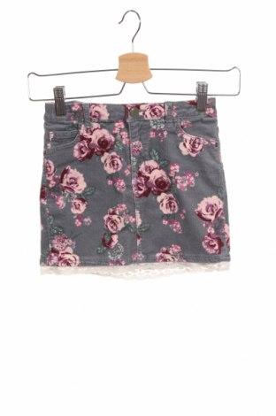 Dětská sukně  H&M, Velikost 7-8y/ 128-134 cm, Barva Vícebarevné, 98% bavlna, 2% elastan, Cena  251,00Kč