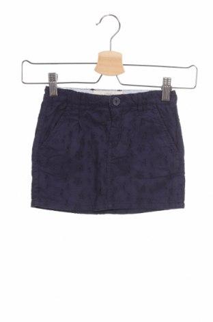 Dětská sukně  H&M, Velikost 5-6y/ 116-122 cm, Barva Modrá, Bavlna, Cena  251,00Kč