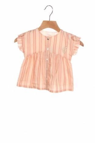 Dětská košile  Chloé, Velikost 3-6m/ 62-68 cm, Barva Oranžová, Bavlna, Cena  1775,00Kč