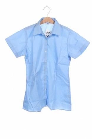 Παιδικό πουκάμισο Trutex, Μέγεθος 12-13y/ 158-164 εκ., Χρώμα Μπλέ, 65% πολυεστέρας, 35% βαμβάκι, Τιμή 10,10€