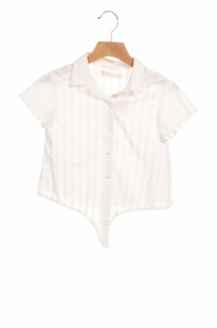 Dětská košile  Zara, Velikost 5-6y/ 116-122 cm, Barva Bílá, Cena  215,00Kč