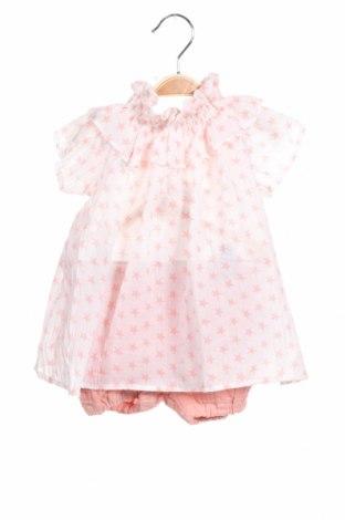 Детски комплект Dadati, Размер 7-8y/ 128-134 см, Цвят Бял, Памук, Цена 7,59лв.