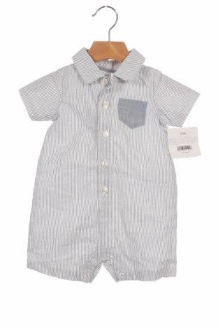 Παιδική σαλοπέτα Carter's, Μέγεθος 6-9m/ 68-74 εκ., Χρώμα Λευκό, Βαμβάκι, Τιμή 16,24€