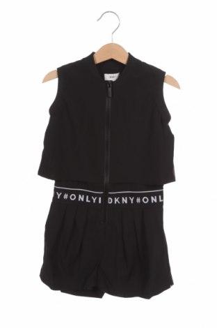 Παιδική σαλοπέτα DKNY, Μέγεθος 3-4y/ 104-110 εκ., Χρώμα Μαύρο, Πολυεστέρας, ελαστάνη, Τιμή 48,54€