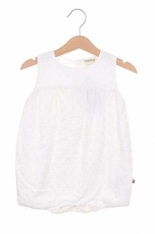 Παιδική σαλοπέτα Jacky, Μέγεθος 9-12m/ 74-80 εκ., Χρώμα Λευκό, Βαμβάκι, Τιμή 6,32€