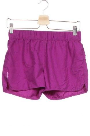 Детски къс панталон Decathlon, Размер 14-15y/ 168-170 см, Цвят Лилав, Полиестер, Цена 5,51лв.
