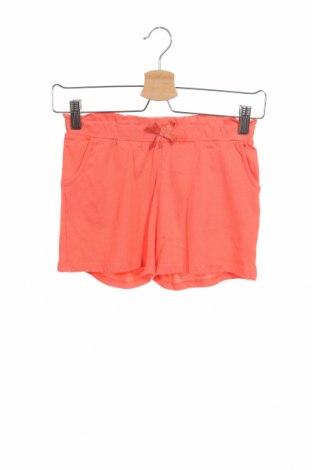Παιδικό κοντό παντελόνι H&M, Μέγεθος 8-9y/ 134-140 εκ., Χρώμα Πορτοκαλί, Βαμβάκι, Τιμή 4,76€