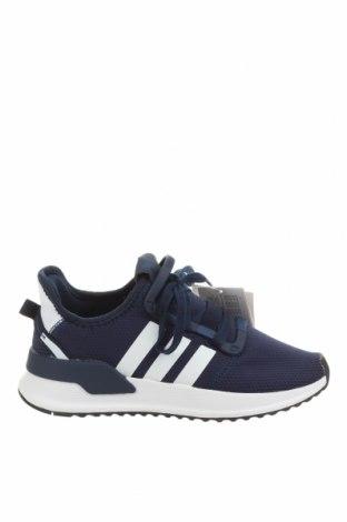 Παιδικά παπούτσια Adidas Originals, Μέγεθος 36, Χρώμα Μπλέ, Κλωστοϋφαντουργικά προϊόντα, δερματίνη, Τιμή 46,01€