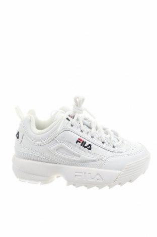 Παιδικά παπούτσια Fila, Μέγεθος 30, Χρώμα Λευκό, Δερματίνη, Τιμή 57,60€