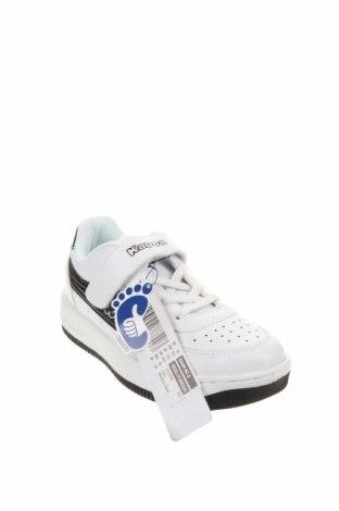 Детски обувки Kappa, Размер 31, Цвят Бял, Еко кожа, Цена 81,75лв.