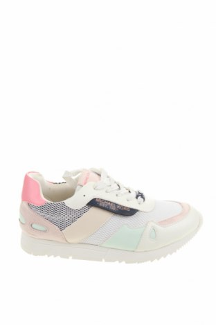 Παιδικά παπούτσια Michael Kors, Μέγεθος 33, Χρώμα Λευκό, Δερματίνη, κλωστοϋφαντουργικά προϊόντα, Τιμή 58,45€