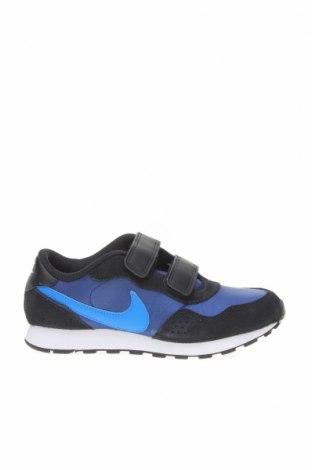 Παιδικά παπούτσια Nike, Μέγεθος 33, Χρώμα Μπλέ, Κλωστοϋφαντουργικά προϊόντα, φυσικό σουέτ, Τιμή 46,01€