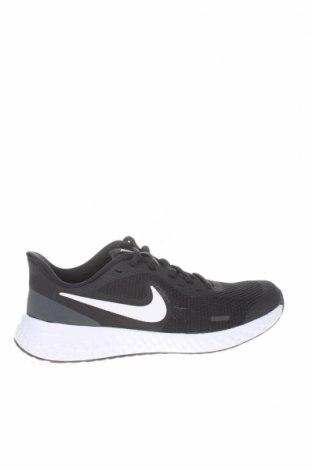 Παιδικά παπούτσια Nike, Μέγεθος 37, Χρώμα Μαύρο, Κλωστοϋφαντουργικά προϊόντα, δερματίνη, Τιμή 46,01€