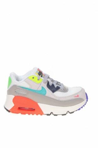 Παιδικά παπούτσια Nike, Μέγεθος 27, Χρώμα Πολύχρωμο, Φυσικό σουέτ, γνήσιο δέρμα, κλωστοϋφαντουργικά προϊόντα, Τιμή 46,01€
