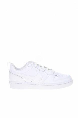 Παιδικά παπούτσια Nike, Μέγεθος 37, Χρώμα Λευκό, Γνήσιο δέρμα, Τιμή 49,87€