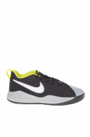 Παιδικά παπούτσια Nike, Μέγεθος 36, Χρώμα Γκρί, Γνήσιο δέρμα, κλωστοϋφαντουργικά προϊόντα, Τιμή 49,87€