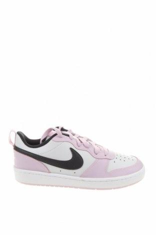 Παιδικά παπούτσια Nike, Μέγεθος 39, Χρώμα Λευκό, Γνήσιο δέρμα, δερματίνη, Τιμή 57,60€
