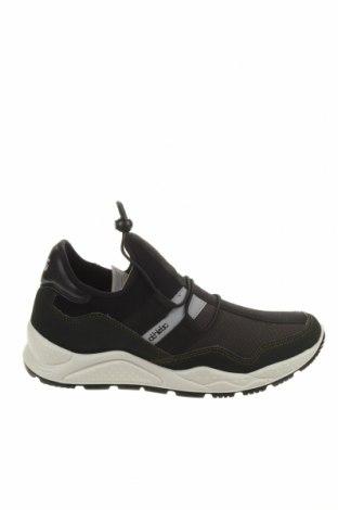 Παιδικά παπούτσια Primigi, Μέγεθος 39, Χρώμα Μαύρο, Δερματίνη, κλωστοϋφαντουργικά προϊόντα, Τιμή 22,81€