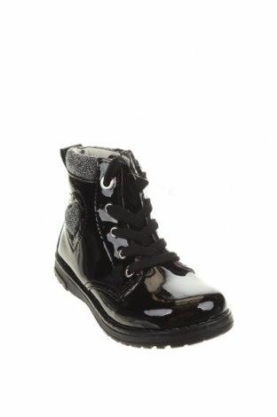 Детски обувки Primigi, Размер 28, Цвят Черен, Еко кожа, Цена 69,00лв.
