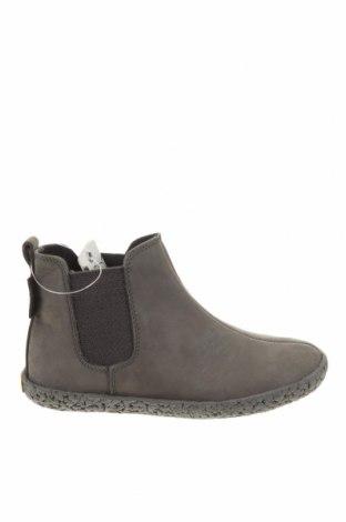 Детски обувки Superga, Размер 30, Цвят Сив, Естествена кожа, Цена 30,31лв.