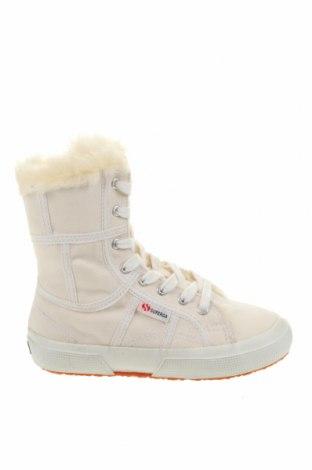 Детски обувки Superga, Размер 30, Цвят Екрю, Текстил, Цена 53,72лв.