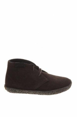 Детски обувки Superga, Размер 30, Цвят Кафяв, Естествен велур, Цена 34,71лв.