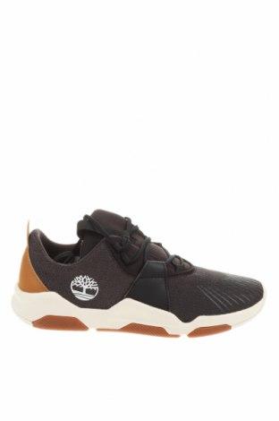Παιδικά παπούτσια Timberland, Μέγεθος 40, Χρώμα Μαύρο, Κλωστοϋφαντουργικά προϊόντα, γνήσιο δέρμα, Τιμή 57,60€