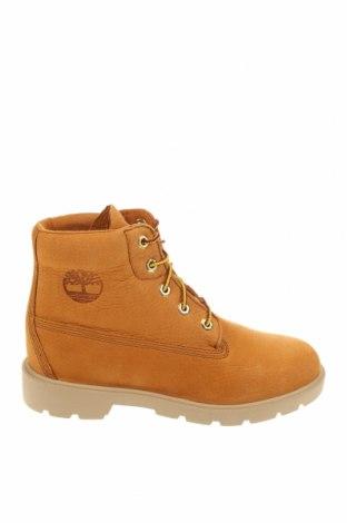 Детски обувки Timberland, Размер 37, Цвят Кафяв, Естествена кожа, Цена 169,00лв.