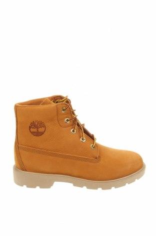 Детски обувки Timberland, Размер 39, Цвят Кафяв, Естествена кожа, Цена 169,00лв.