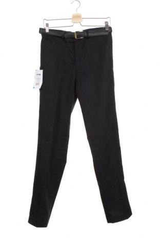 Παιδικό παντελόνι Banner, Μέγεθος 15-18y/ 170-176 εκ., Χρώμα Μαύρο, 65% πολυεστέρας, 35% βισκόζη, Τιμή 22,81€
