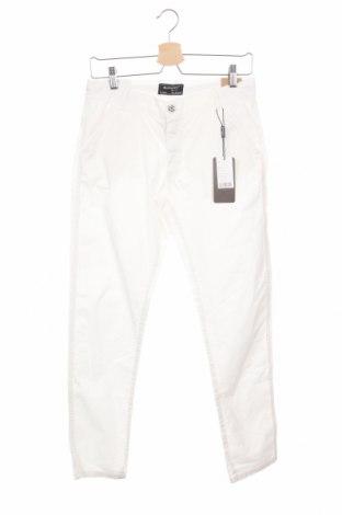 Παιδικό παντελόνι Blue Effect, Μέγεθος 14-15y/ 168-170 εκ., Χρώμα Λευκό, 97% βαμβάκι, 3% ελαστάνη, Τιμή 20,88€