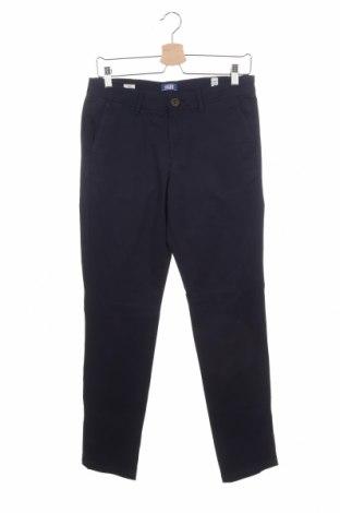 Παιδικό παντελόνι Jack & Jones, Μέγεθος 14-15y/ 168-170 εκ., Χρώμα Μπλέ, 98% βαμβάκι, 2% ελαστάνη, Τιμή 13,61€