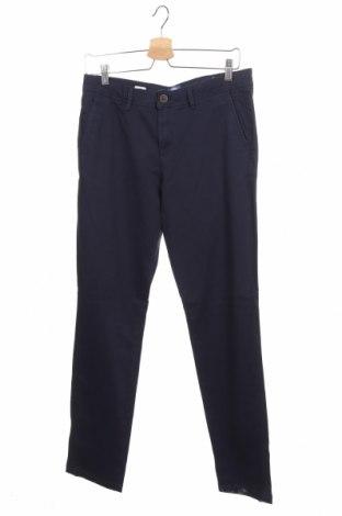 Dětské kalhoty  Jack & Jones, Velikost 15-18y/ 170-176 cm, Barva Modrá, 98% bavlna, 2% elastan, Cena  319,00Kč