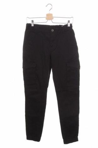 Παιδικό παντελόνι Jack & Jones, Μέγεθος 14-15y/ 168-170 εκ., Χρώμα Μαύρο, 98% βαμβάκι, 2% ελαστάνη, Τιμή 29,73€