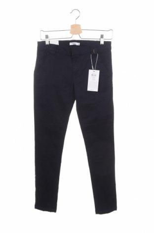 Παιδικό παντελόνι Name It, Μέγεθος 12-13y/ 158-164 εκ., Χρώμα Μπλέ, 98% βαμβάκι, 2% ελαστάνη, Τιμή 17,32€