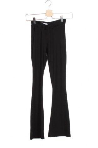 Παιδικό παντελόνι Name It, Μέγεθος 11-12y/ 152-158 εκ., Χρώμα Μαύρο, 70% πολυεστέρας, 25% βισκόζη, 5% ελαστάνη, Τιμή 21,65€