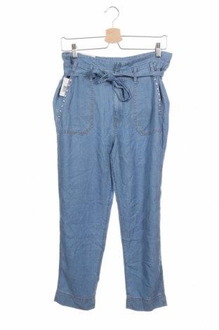 Παιδικό παντελόνι Pepe Jeans, Μέγεθος 15-18y/ 170-176 εκ., Χρώμα Μπλέ, Τενσελ, Τιμή 41,02€