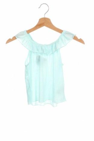 Dětské tilko  H&M, Velikost 2-3y/ 98-104 cm, Barva Modrá, Polyester, Cena  251,00Kč