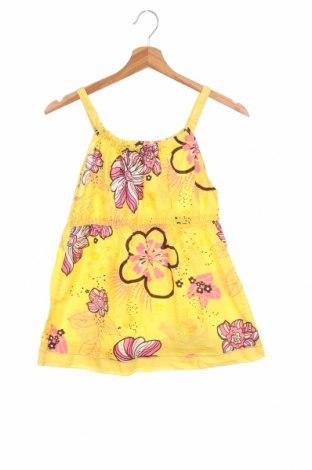 Dětské šaty  Tom Tailor, Velikost 12-13y/ 158-164 cm, Barva Žlutá, Bavlna, Cena  335,00Kč