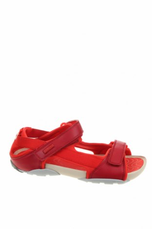 Παιδικά σανδάλια Camper, Μέγεθος 37, Χρώμα Κόκκινο, Γνήσιο δέρμα, κλωστοϋφαντουργικά προϊόντα, Τιμή 46,01€