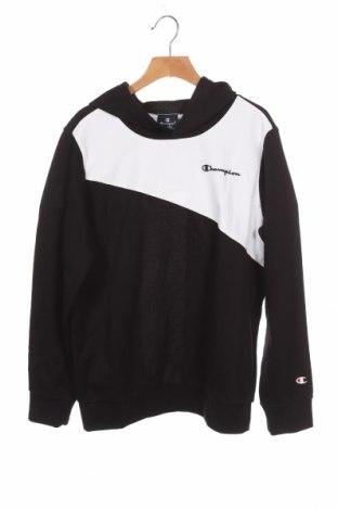 Παιδικό φούτερ Champion, Μέγεθος 10-11y/ 146-152 εκ., Χρώμα Μαύρο, 60% βαμβάκι, 40% πολυεστέρας, Τιμή 26,68€