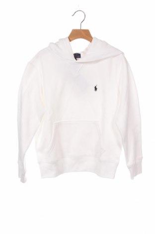 Παιδικό φούτερ Polo By Ralph Lauren, Μέγεθος 8-9y/ 134-140 εκ., Χρώμα Λευκό, 84% βαμβάκι, 16% πολυεστέρας, Τιμή 49,87€