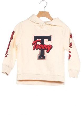 Παιδικό φούτερ Tommy Hilfiger, Μέγεθος 2-3y/ 98-104 εκ., Χρώμα Εκρού, 70% βαμβάκι, 30% πολυεστέρας, Τιμή 34,02€
