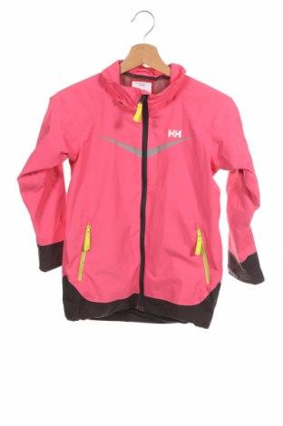 Dětská sportovní bunda  Helly Hansen, Velikost 7-8y/ 128-134 cm, Barva Růžová, Polyamide, Cena  550,00Kč