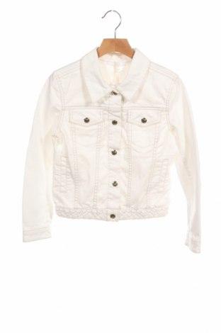 Dětská bunda  Chloé, Velikost 8-9y/ 134-140 cm, Barva Bílá, Bavlna, Cena  2581,00Kč