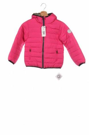 Детско яке Superdry, Размер 7-8y/ 128-134 см, Цвят Розов, Полиамид, полиестер, Цена 47,25лв.