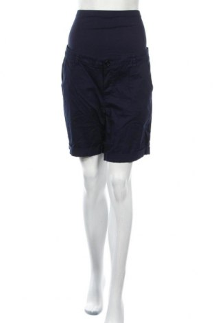 Γυναικείο κοντό παντελόνι εγκυμοσύνης, Μέγεθος XL, Χρώμα Μπλέ, Τιμή 13,15€