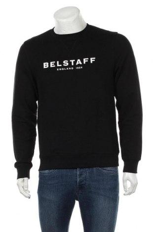 Ανδρική μπλούζα Belstaff, Μέγεθος M, Χρώμα Μαύρο, Βαμβάκι, Τιμή 86,17€